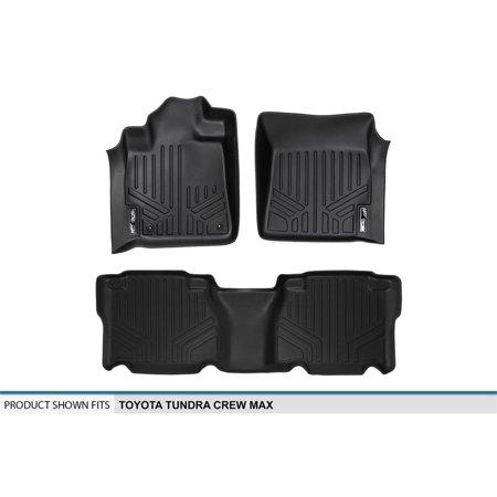 Maxliner A0022 B0022 Maxfloormat All Weather Custom Fit Floor Mats Fits Tundra
