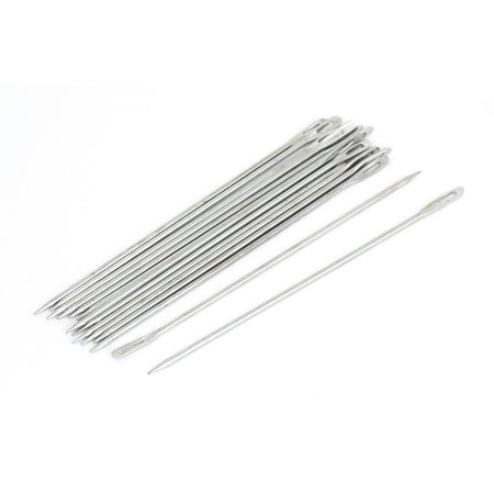15Pcs Upholstery Repair Metal Sewing Needles for Canvas Leather Carpet - image 2 de 2