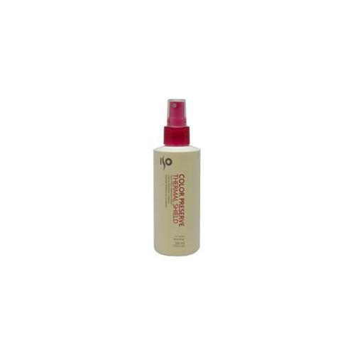 Color Preserve Thermal Shield Finishing Spray by ISO for Unisex - 5.1 oz Hair Spray