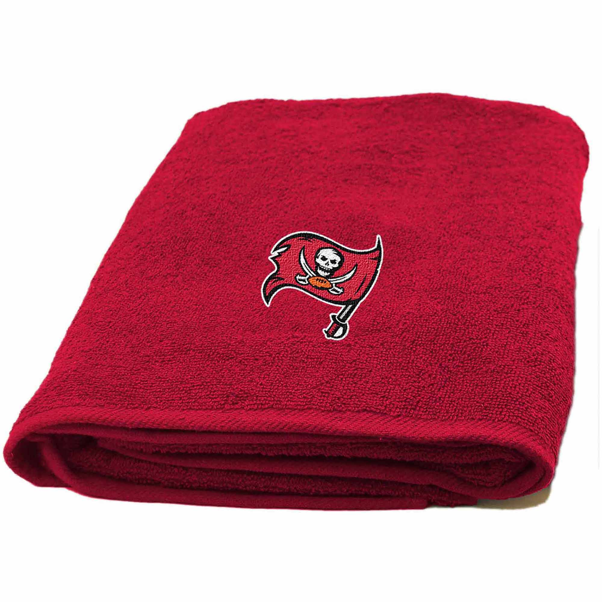 NFL Tampa Bay Buccaneers Decorative Bath Collection - Bath Towel