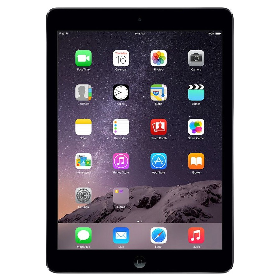 Apple iPad Air 32GB Space Gray Wi-Fi MD786LL/B