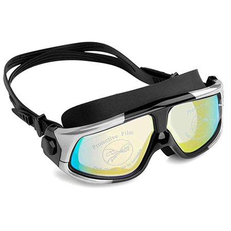 dc5e68528b9 C.F.GOGGLE Professional Swim Goggles