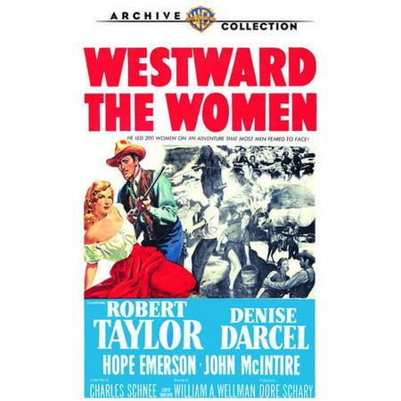 Westward the Women (DVD)