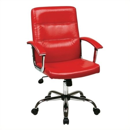 Scranton & Co Office Chair in Red - image 2 of 2
