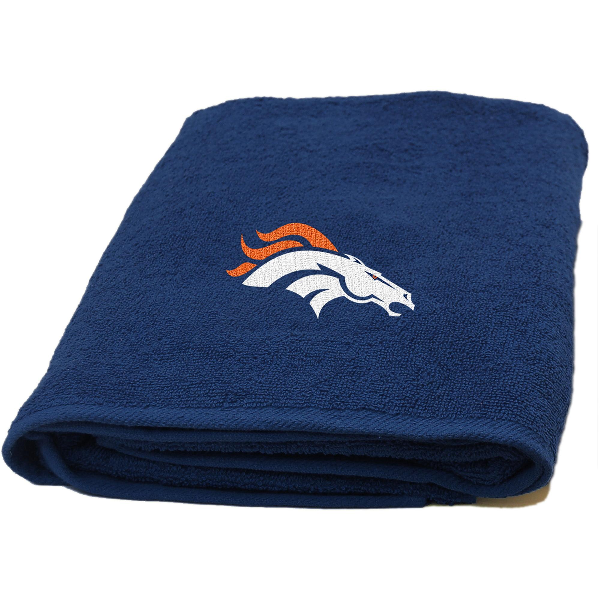 Denver Broncos Bath Towel Walmartcom