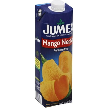Jumex Mango Juice, 33.81 fl oz, (Pack of 12)