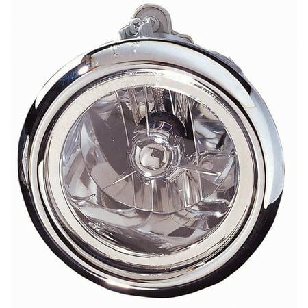 2001-2006 Hyundai Santa Fe  Aftermarket Driver Side or Passenger Side Fog Lamp Assembly 9220126001