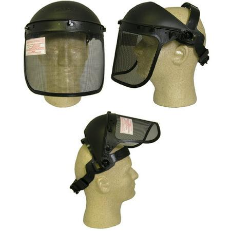 Mesh Face Shield with Headgear kit - Headgear Face Shield