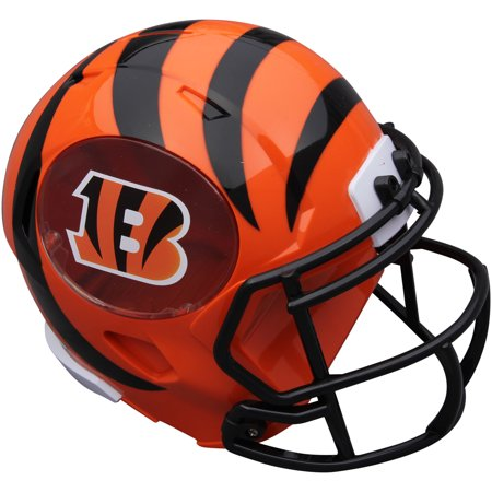 Forever Collectibles NFL Mini Helmet Bank, Cincinnati Bengals Nfl Steelers Helmet