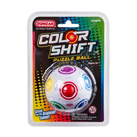 Duncan Color Shift Puzzle Ball (Puzzle Ball Solution)