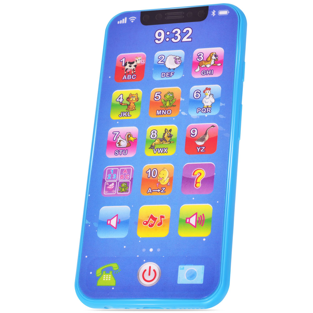Kid Music Phone Toddler Toys Light up Mobile Cell  Educational Toy Baby Girl Boy