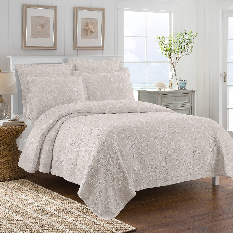 Calypso Home Furniture Lamont Home Calypso Coverlet Walmartcom