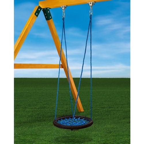 Gorilla Playsets Orbit Swing, Large, Blue