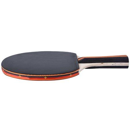 Sonew 2pcs Professional Training Table Bat Tennis Portable Ping Pong Racket Set with Bag & 3 Balls, Ping Pong Racket, Table Tennis Racket - image 7 de 8