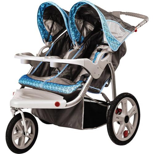 InStep - Safari Double Jogging Stroller