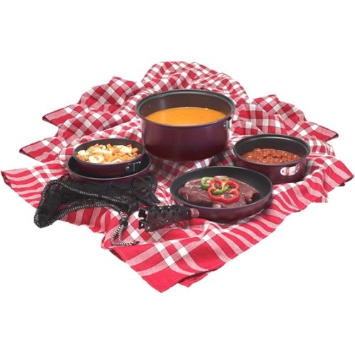 Tex Sport Mess Kit, 5-Piece, Kangaroo