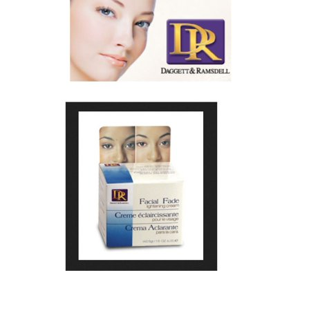 - LWS LA Wholesale Store  DR Daggett & Ramsdell Under arm,Facial,Eye Fade,Knee&Elbow Lightening Cream (Facial Fade)