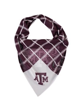 Texas A&M Aggies Women's Reversible Snap Scarf - - No Size