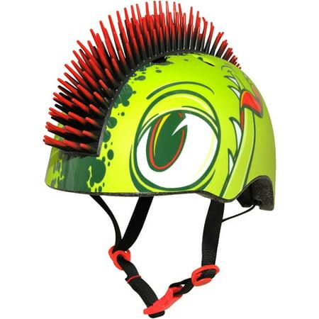 Raskullz Slimeball Bike Helmet, Child 5+ - Green Bay Helmets