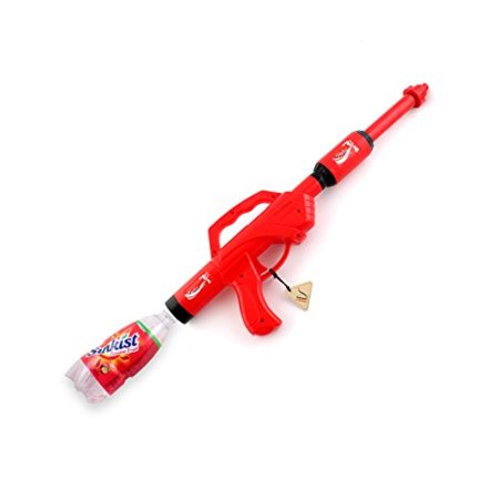 Water Cola Fight Blaster Super Soaker Gun Fits Screw Top Bottles Toys