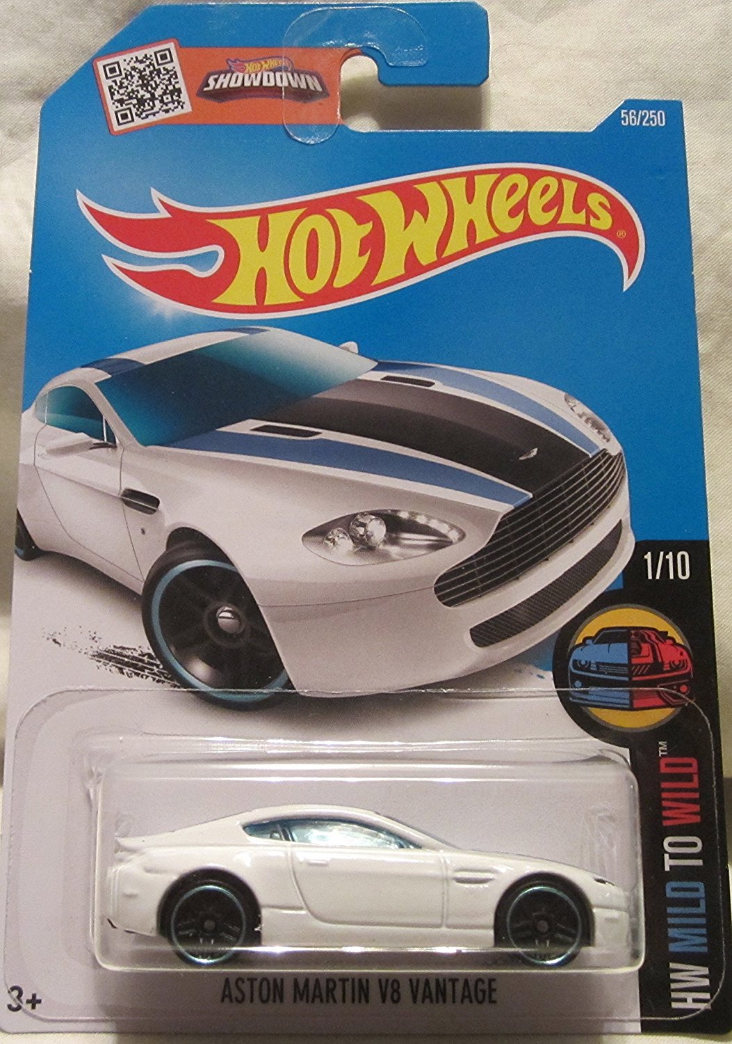 2010 HOT WHEELS, HW RACING 09 10, YELLOW FORD GT LM 157 240 by By Mattel by