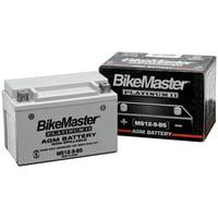 BikeMaster MS12-12A-4A1 AGM Platinum II Battery