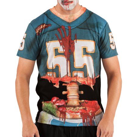 Football Zombie Men's Short Sleeve Tee - Zombi Football