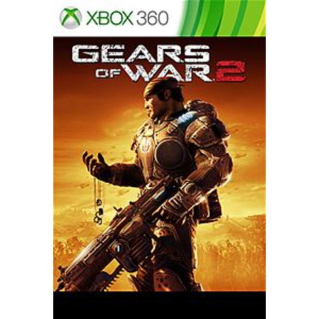Gears of War 2- Xbox 360 (Refurbished)