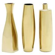 3-Pc Huangpu Ceramic Vase Set