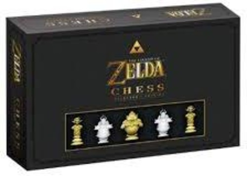 Chess: The Legend Of Zelda by USAopoly