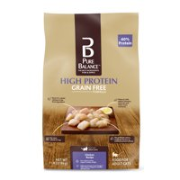 Pure Balance High Protein Grain Free Formula Food for Cats, Chicken Recipe