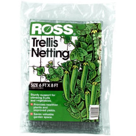 Easy Gardener 16037 Trellis Netting, 6 x 8-Ft. - Quantity 1
