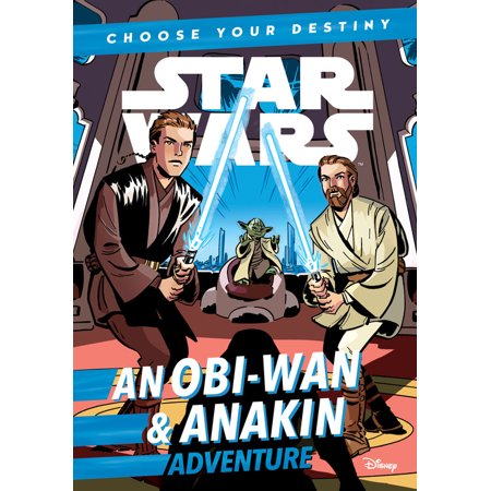 Star Wars An Obi-Wan & Anakin Adventure : A Choose Your Destiny Chapter - Anakin As A Kid