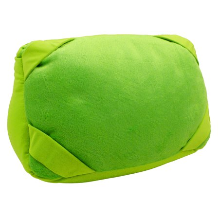 Multi Function Sofa Bed Travel Pillow / Stand for Ipad Tablet Ereader, Lime ()