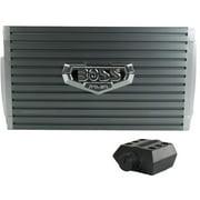 Boss Audio AR3000D Class D Monoblock Amplifier
