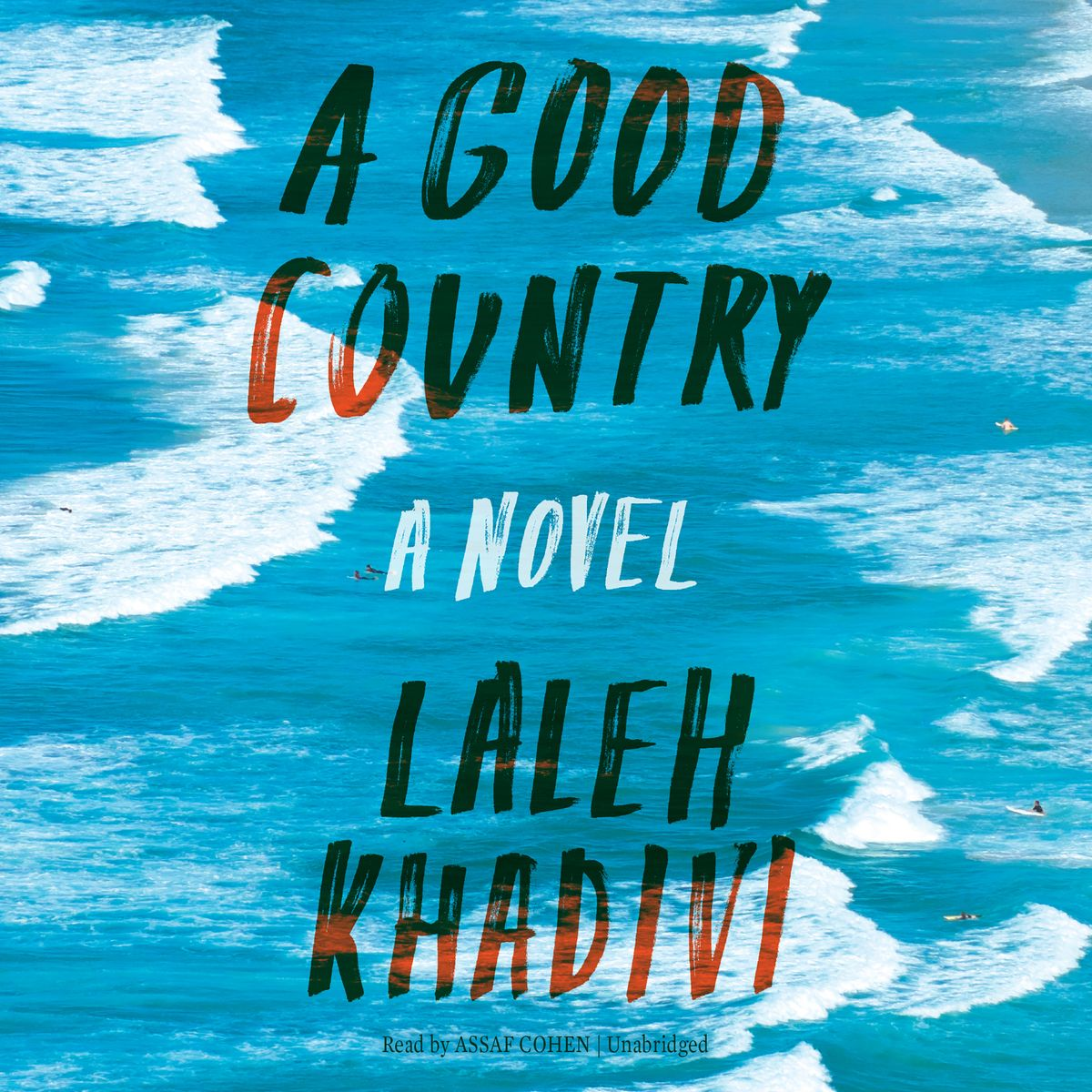 A Good Country - Audiobook