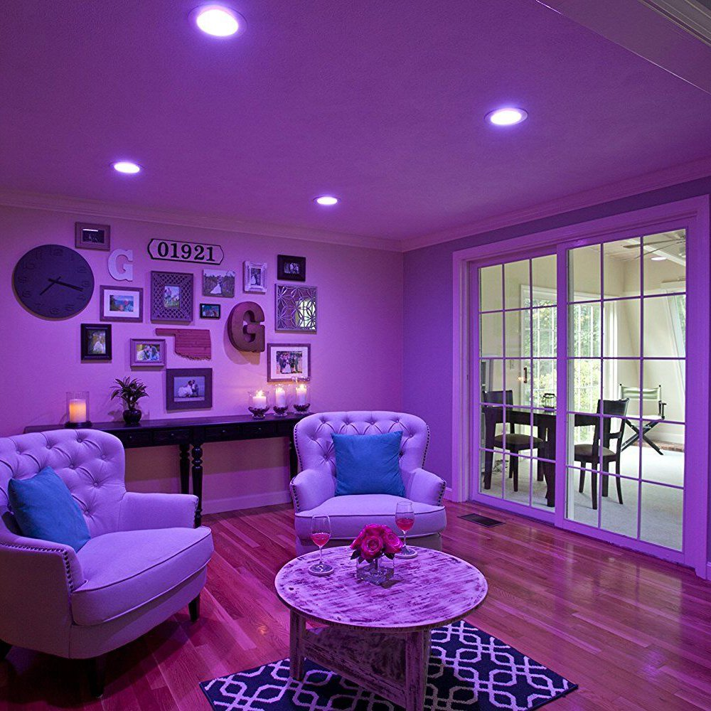 Sylvania Lightify 65W LED Smart Home 2700-6500K Color/White Light Bulb (10 Pack) - image 2 de 7