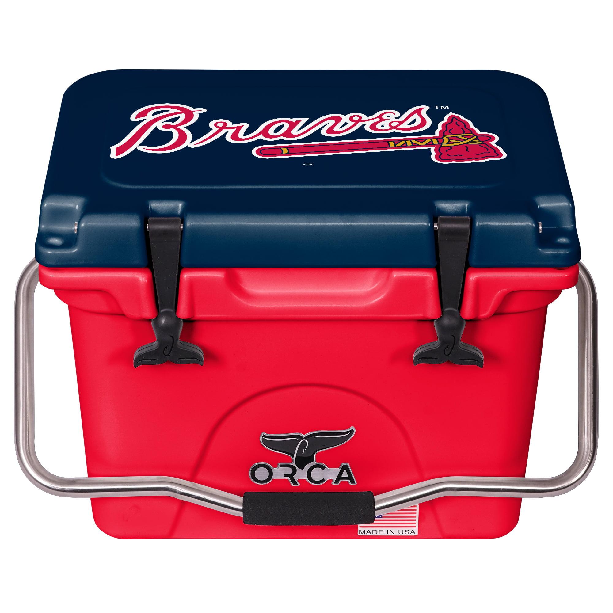 Atlanta Braves ORCA 20-Quart Hard-Sided Cooler - No Size