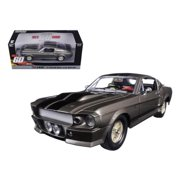"""1967 Ford Mustang Custom """"Eleanor"""" """"Gone in 60 Seconds"""" (2000) Movie 1/24 Diecast Model Car by Greenlight"""