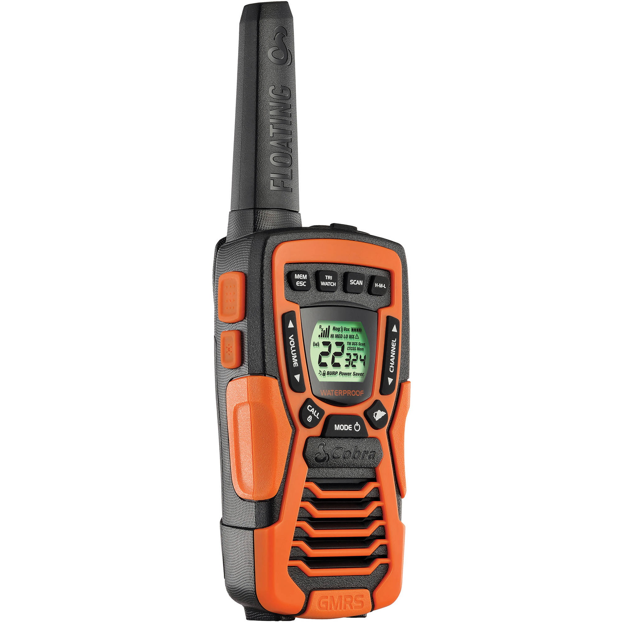 Cobra Rugged 37-Mile 2-Way Radio
