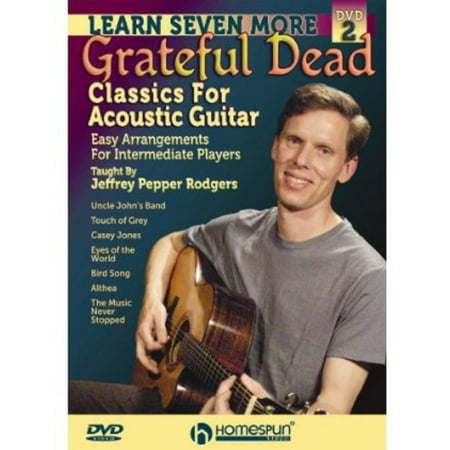 Image of Learn Seven More Grateful Dead Classics for