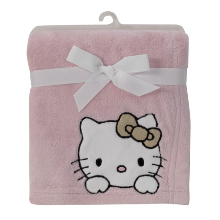 Hello Kitty Luv Blanket ()
