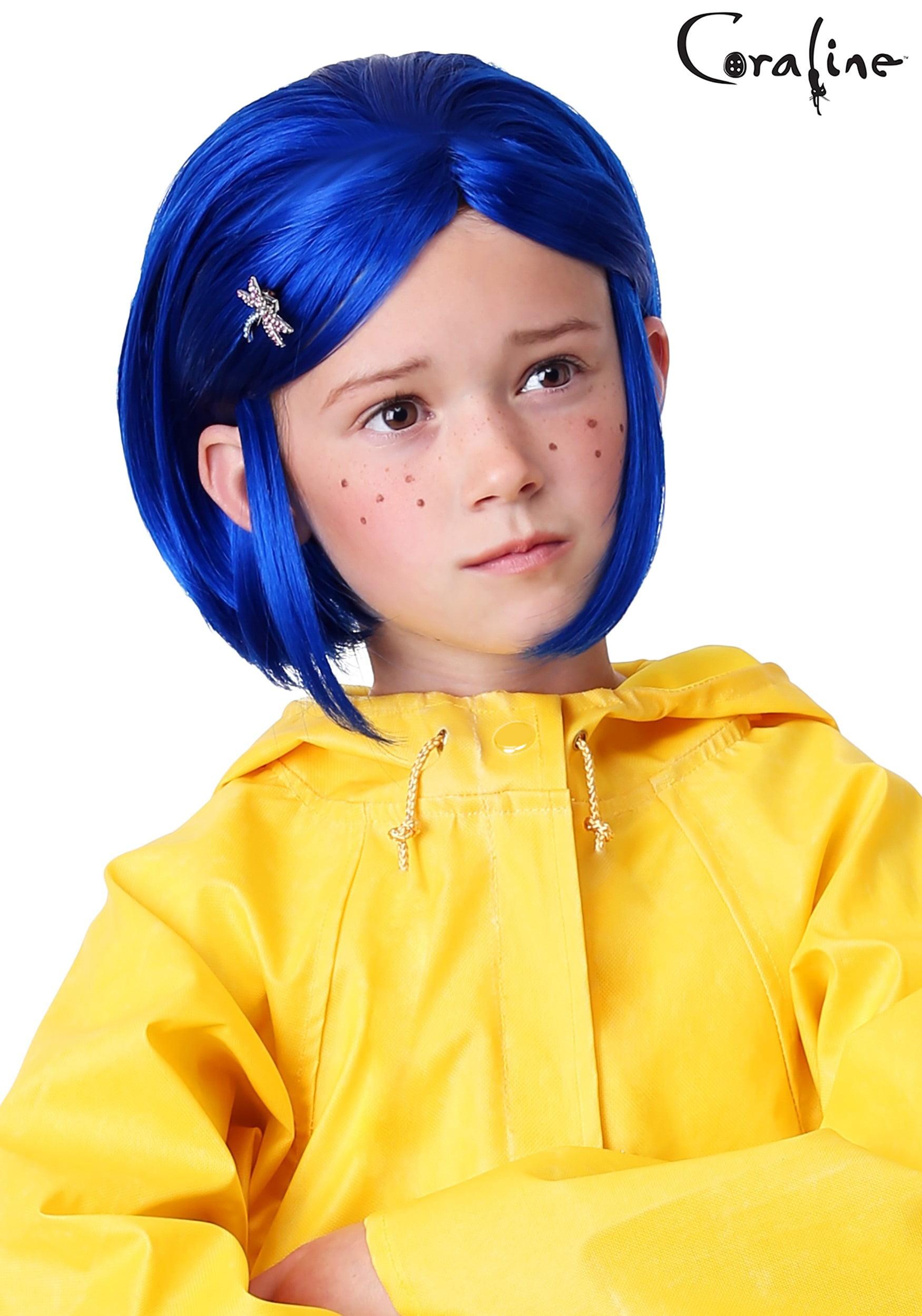 Child Coraline Wig Walmart Com Walmart Com