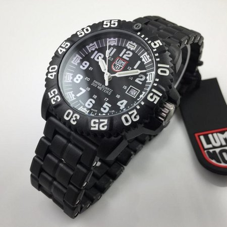 Luminox Sea Navy Seal Colormark Diver's Military Watch A.3052