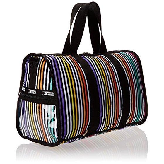 Gym Bag Walmart: LeSportsac Gym Duffle Bag, Lestripe Fit, One