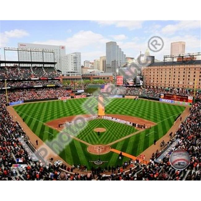 Photofile PFSAAME23701 Camden Yards 2010 Opening Day Sports Photo - 10 x 8