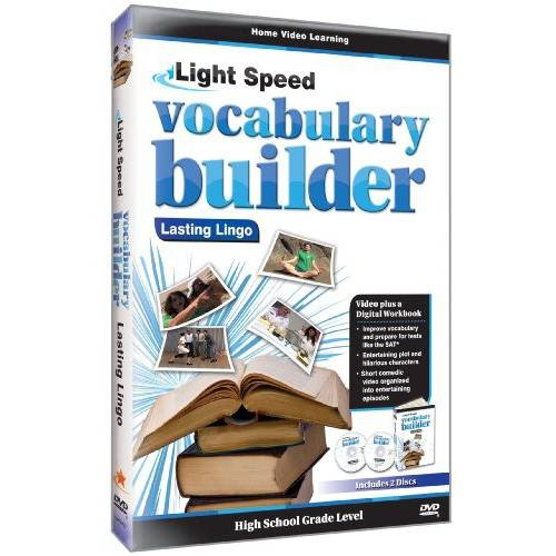 Light Speed Vocabulary Builder: Lasting Lingo