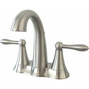 Ultra Faucets UF45313 Brushed Nickel 2-Handle Lavatory Faucet