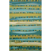 "Liora Manne Amalfi Circles Indoor Rug Blue 24""X36"""