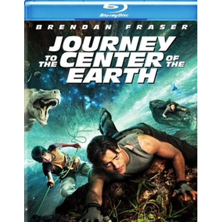 Journey to the Center of the Earth (Blu-ray) (Journey To The Center Of The Earth 1960)